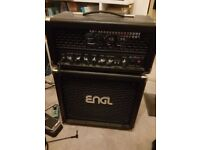 Engl Gigmaster 15W (Head & Cab) used