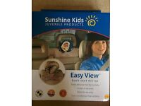 Easy View Back Seat Mirror - boxed and unused