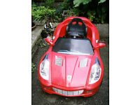 Hi Quality Go Car,Sit in remote controled 9 volt Battery