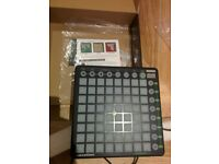 Novation Launchpad Ableton Live MIDI Controller