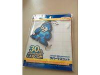 30th Anniversary Megaman 8 bit Keychain - Ultra rare