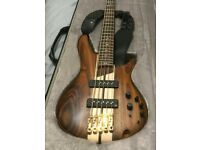 Ibanez SR-1805 5 string Bass guitar - Excellent condition