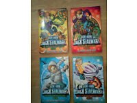 SECRET AGENT JACK STALWART Books - Full Collection - EXCELLENT CONDITION