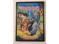 """Very Large Retro Jungle Book Poster 35"""" x 24"""""""