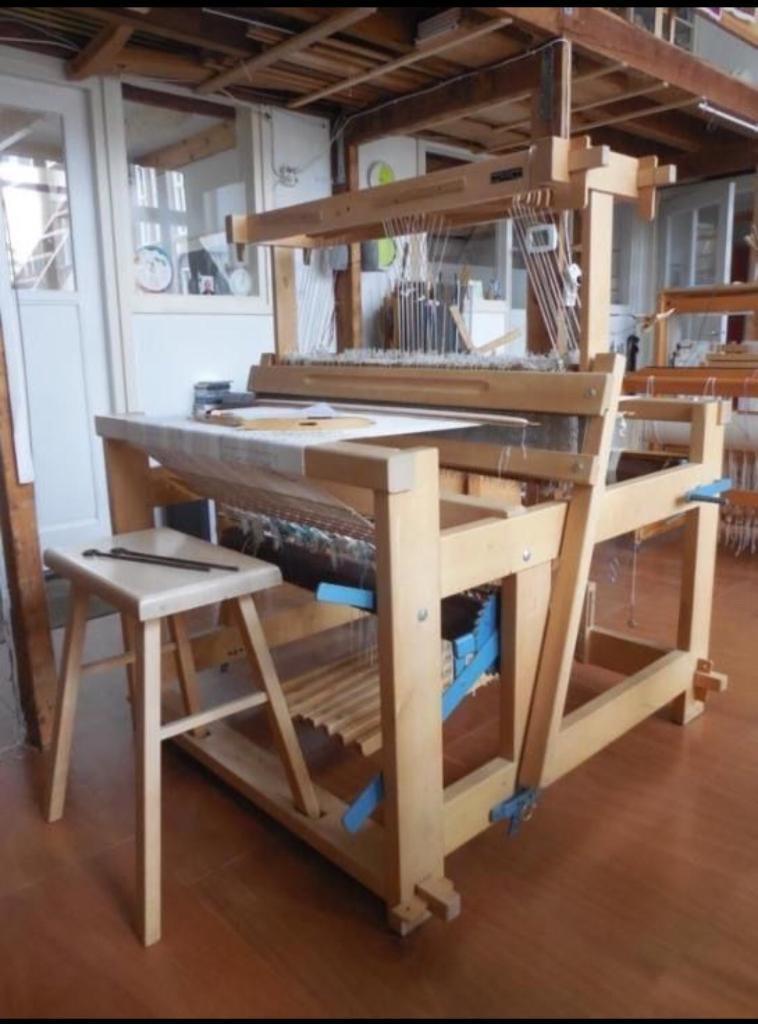 Toika 8 Shaft Weaving Loom - Floor Loom | in Waterbeach, Cambridgeshire |  Gumtree