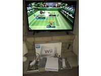 Nintendo Wii console & games