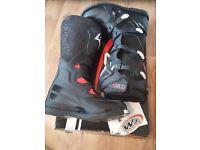 W2 E MX MOTORCROSS BOOTS size 12 NEW