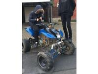 Bashan 200cc not road legal ***