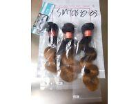 Brazilian Body Wave Virgin Human Hair Ombre 4 bundles, 400g