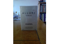 Chanel Allure Homme Edition Blanche EDP for men - Brand new Sealed 150 ml