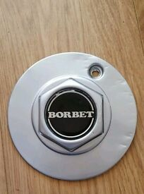 """15"""" Borbet alloy wheels and tyres"""