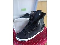 High tops or low trainers pumps brand new