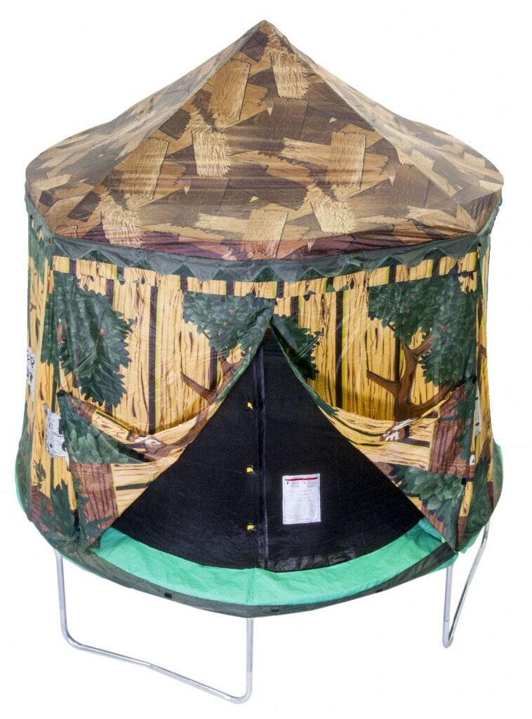 Tr&oline Tent 10ft Jumpking Treehouse style  sc 1 st  Gumtree & Trampoline Tent 10ft Jumpking Treehouse style | in Fareham ...