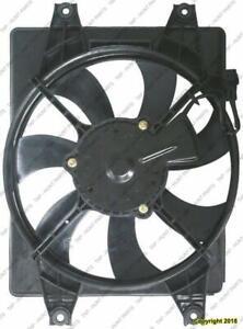 AC Fan Assembly 1.5L Manual Transmission Sedan/Hatchback  Hyundai Accent 2003-2005