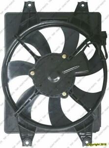 AC Fan Assembly 1.5L Manual Transmission Sedan/Hatchback  Hyundai Accent 2003-2005