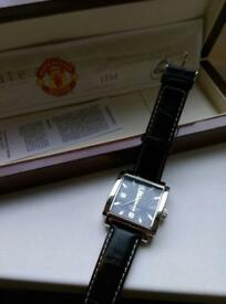 Manchester United Commemorative watch 1968