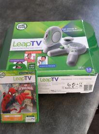 LeapFrog Leap T.V and Game