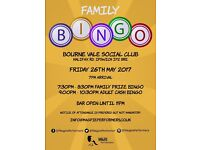 FAMILY BINGO EVENING