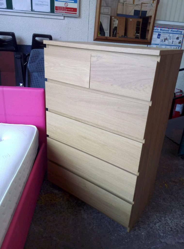 Bedroom Drawers Set - £55