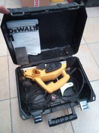DeWalt Dw680 planer