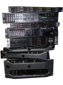 HP DELL IBM SERVER Custom Configured R730XD R730 R630 DL380p G8 DL360p G8 R720 R720XD R620 R910 X3650 M4 M5 X3550