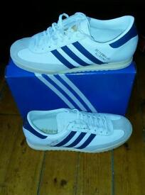Adidas bechkanbeurs bran new 9 boxed lmtd edition