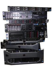HP DELL IBM SERVER Custom Configured R730XD R730 R630 DL380p G8 DL360p G8 R720 R720XD R620 R910 X3650 X3690  M4 M5 M3