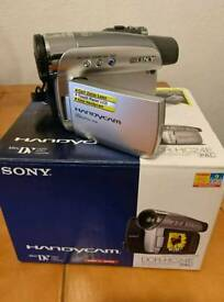NEW UNUSED SONY Handycam DCR-HC24E