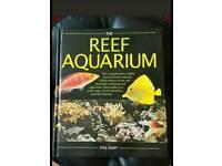 The reef aquarium book by Phil Hunt