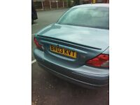 Silver Xtype Jag for sale. Drives like a dream