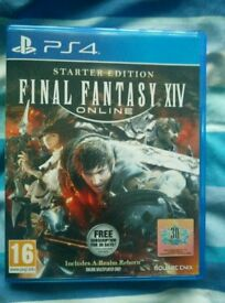 Final Fantasy XIV Online (used)