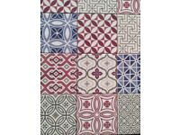 Patterned Ceramic Wall Tiles