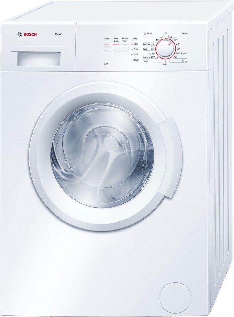 Ex-Lease Bosch Serie 2 WAB28060GB Maxx Washing Machine +3 Month Warranty