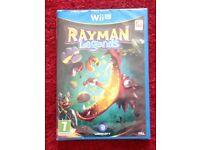 Rahman Legends Wii U game New Sealed