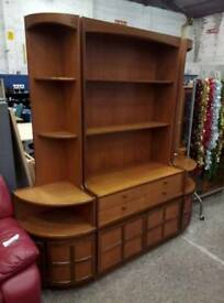 Beautiful 3 Sectioned Large Display Dresser