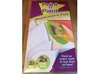 Point n paint pads
