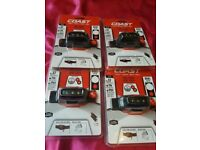 Coast FL14 Dual Colour LED Head Torch bundle x 4