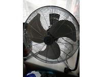 "18"" Floor Fan Air Cooling"