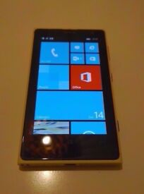 NOKIA LUMIA 1020 64GB LIMITED EDITION GRADE A AMAZING 41 MP CAMERA WITH WARRANTY FOR 20 MONTHS