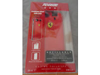 Brand new sealed Genuine Scuderia Ferrari Red iPhone Cover mens fragrance as pictured