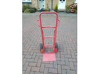 3 red sack trolleys for sale