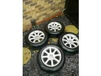 Volkswagen wheels 5x112 alloys alloy wheels