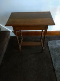 Vintage hall/occasional table.