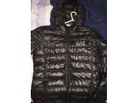 EA7 ARMANI COAT LARGE FOR SALE PERFECT CONDITION