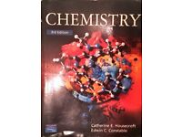 Chemistry by Catherine E Housecroft