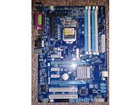 GIGABYTE GA-Z68AP-D3 Motherboard Used