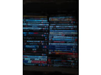 OVER 160 DVDS TOO MANY TO LIST SUIT CARBOOTER £40 NO OFFERS