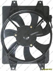 Ac Fan Assembly 1.5L Manual Transmission Sedan/Hatchback Hyundai Accent 2000-2002