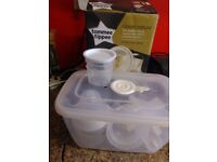 Tommee tippee breat pump manual in box