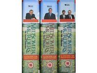 Midsomer Murders dvd box sets